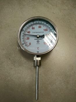 Thermometer Brand DK Japan