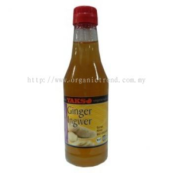 Yakso Ginger Syrup