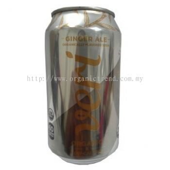 Organically Flavoured Soda Ginger Ale