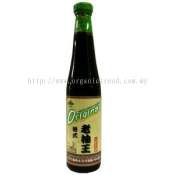Oragnic Hong Kong Style old Sauce