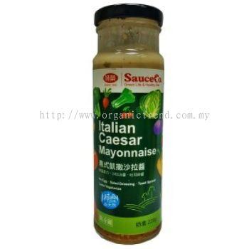 SauceCo - Italian Caesar Mayonnaise��ʽ�P��ɳ���u