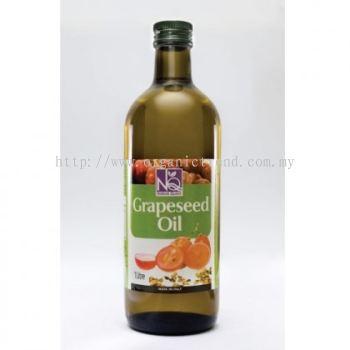 NQ-GRAPE SEED OIL-NON GMO-1 L