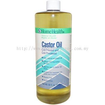 HH-CASTOR OIL-SKIN CARE-946 ML