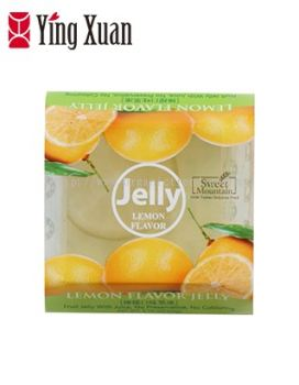 YX-FRUIT JELLY-LEMON-105G