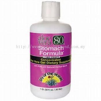 LL-ALOE VERA 80*STOMACH FORMULA-946ML