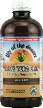 LL-ALOE VERA GEL-INNER FILLET-946ML