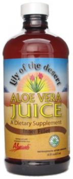 LL-ALOE VERA JUICE-INNER FILLET-473ML