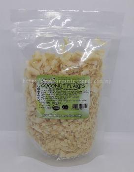COCONUT FLAKES-ORGANIC*�л�Ҭ��Ƭ