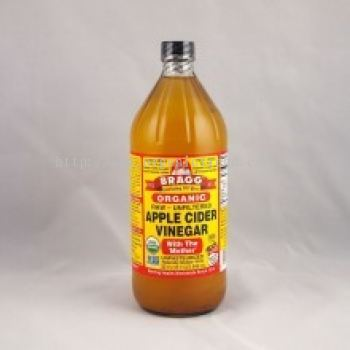 BRAGG-APPLE CIDER VINEGAR-946ML