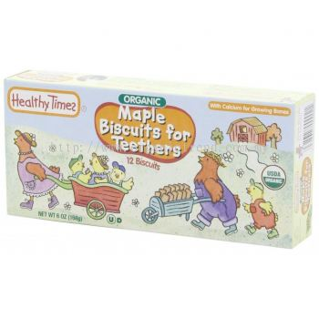 HTP-TEETHERS BISCUITS-MAPLE-ORG-168G