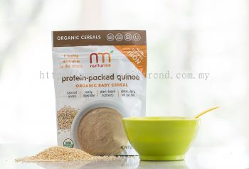 NTM-BABY CEREAL-ORG-QUINOA-104G
