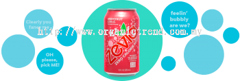 ZEVIA-ZERO CALORIES SODA-GRAPEFRUIT CITRUS-355ML