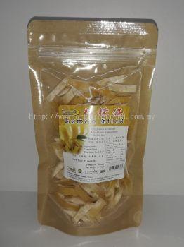 LEMON STICK-PRESERVED*柠檬条-100G