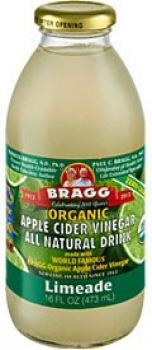 BRAGG-ACV WITH LIMEADE-473ML