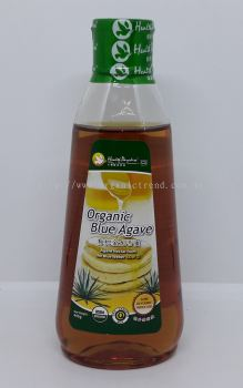 HP-BLUE AGAVE SYRUP-ORGANIC-445G