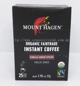 MTH-INSTANT COFFEE*ORGANIC-2G*25'S