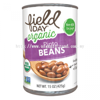 FD-CANNED-PINTO BEANS-ORG-454G