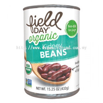 FD-CANNED-KIDNEY BEANS-ORG-454G