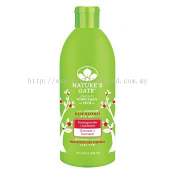 NG-HAIR DEFENSE CONDITIONER-POMEGRANATE*SUNFLOWER-18 OZ