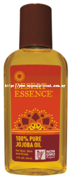 DESERT ESSENCE-JOJOBA OIL*100%*PURE-60ML