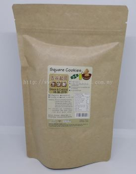 SQUARE COOKIES-GRAIN & CHEESE-�����˾������-150G
