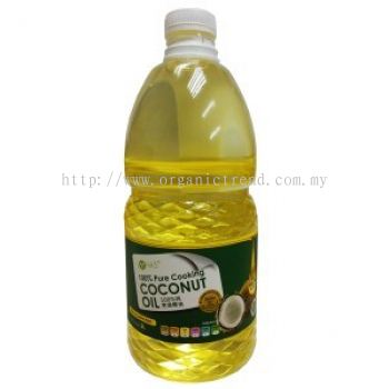 LOHAS-COCONUT OIL-COOKING-2 L