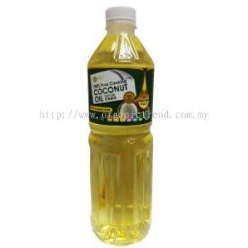 LOHAS-COCONUT OIL-COOKING-1 L