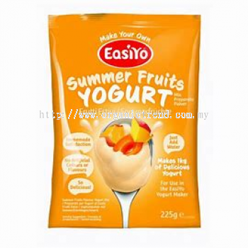 EASIYO-SUMMER FRUIT YOGURT POWDER-225G