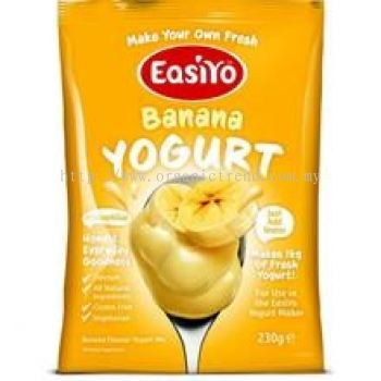 EASIYO-BANANA YOGURT POWDER-230G