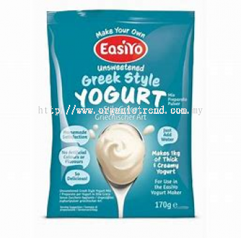 EASIYO-GREEK*UNSWEETENED YOGURT-170G