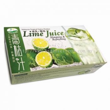 GB-LIME JUICE-15G*15'S/BOX���֭