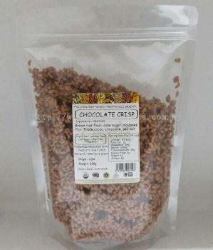 CHOCOLATE CRISP-ORGANIC-325G