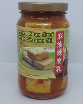 OT-FERMENTED BEAN CURD WITH SESAME OIL