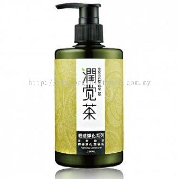 輕感淨化茶籽潤髮乳 350ml