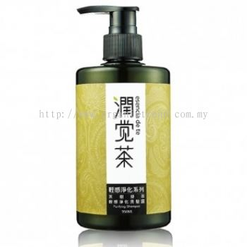 NTP-PURIFYING SHAMPOO-350ML