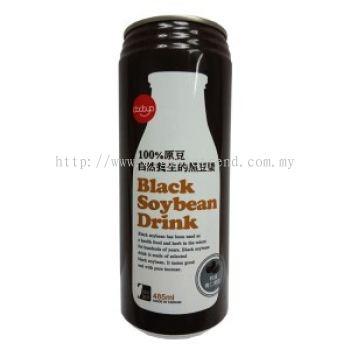 Simple Black Soybean Drink-485ml