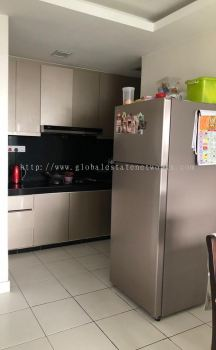 For Sale RM350,000 Partially Furnished