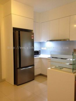 Rental Price: RM3,800 Build Up: 1378 Square Feet Fully Furnished