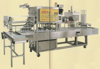 Auto-Cup Filling & Sealing Machine