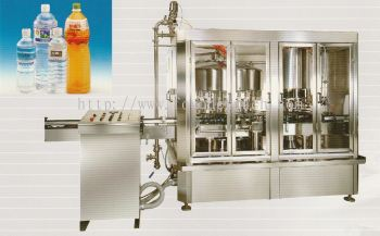 YS-208 Automatic Filling & Capping Machine