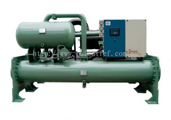 High Efficiency Flooded Type Water Cooled Chiller