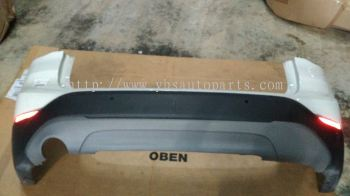 BMW X1 F48 REAR BUMPER