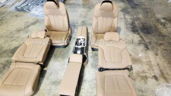 BMW G12 SEAT SET