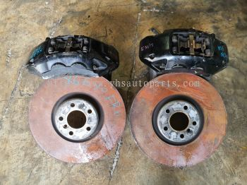 BMW X6 E70 DISC PLATE + BRAKE CALIPER