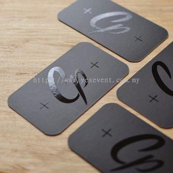 Business Card - Spot UV