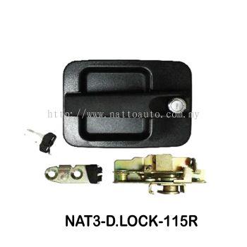DRIVER DOOR LOCK (115R)