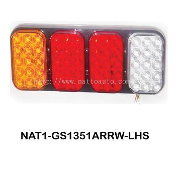 REAR & STOP INDICATOR LAMP (ARRW) - LHS