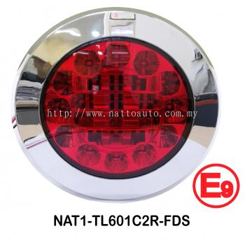 122MM STOP (CHROME RED)