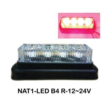 LED LIGHT HEAD (RED)