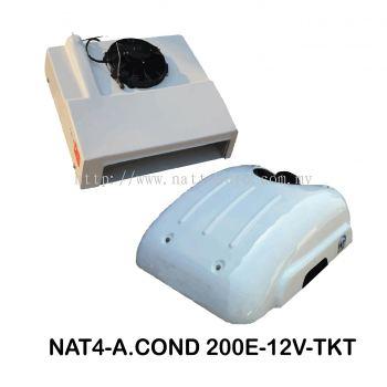 ELECTRIC VAN REFRIGERATION (TKT-200E)